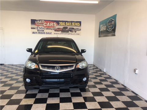 2009 Acura RDX for sale in Monroe, NC