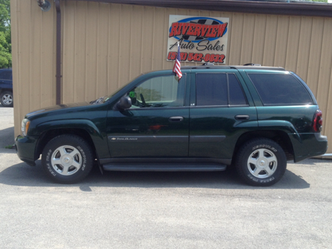 2003 Chevrolet TrailBlazer for sale in Scotia, NY