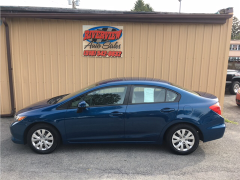 2012 Honda Civic for sale in Scotia, NY