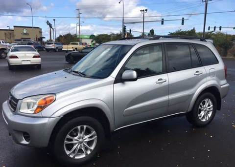 2005 Toyota RAV4 for sale in Yelm, WA