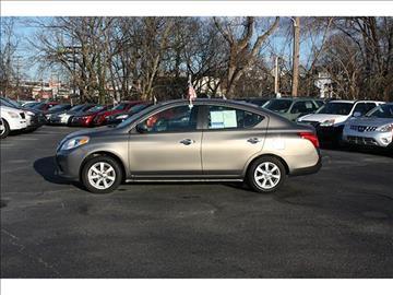 2012 Nissan Versa for sale in West Nashville, TN