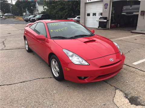 2004 Toyota Celica for sale in Hollidaysburg, PA