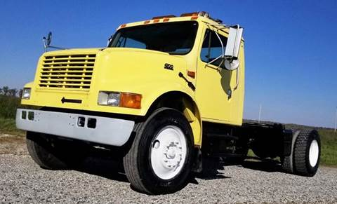 2002 International 4700 for sale in Gilman, IL