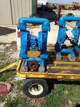 2012 Sand Piper Water Pump for sale in Gilman, IL