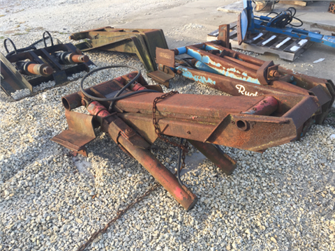 1999 Hoist For 10-14 Foot Dump 2 Cylinder  for sale in Gilman, IL