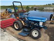 Ford 1210 Tractor 4X4 Has 3Point With Pto Diesel Hydrostatic for sale in Gilman, IL