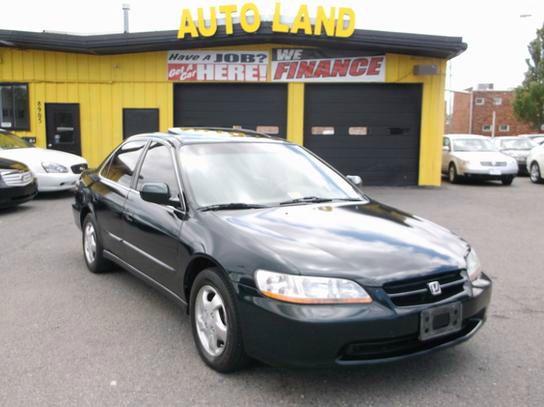2000 Honda Accord for sale in Manassas VA