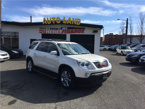 2009 gmc acadia for sale in virginia. Black Bedroom Furniture Sets. Home Design Ideas