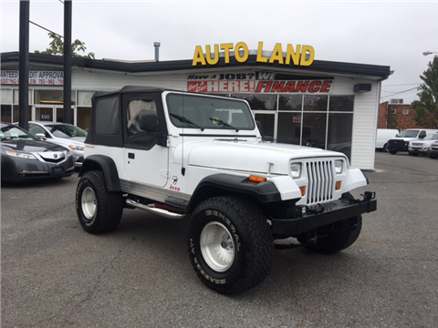 1994 Jeep Wrangler for sale in Manassas, VA
