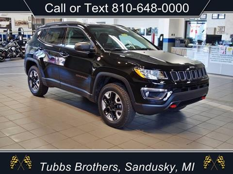 2018 Jeep Compass for sale in Sandusky, MI