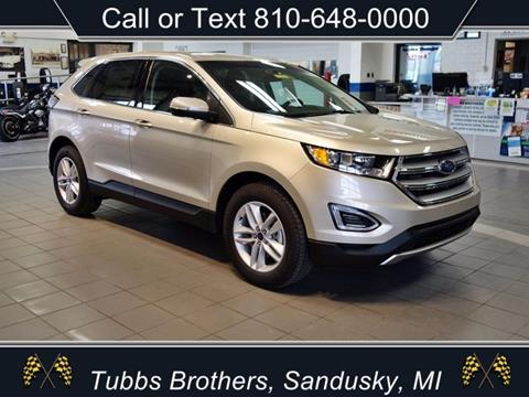 2018 Ford Edge for sale in Sandusky, MI
