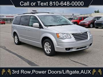 2009 Chrysler Town and Country for sale in Sandusky, MI