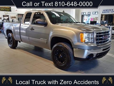 2012 GMC Sierra 1500 for sale in Sandusky, MI