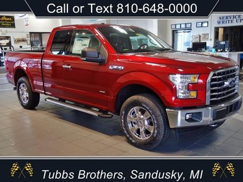2017 Ford F-150 for sale in Sandusky, MI