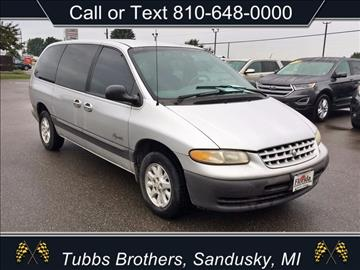 1999 Plymouth Grand Voyager for sale in Sandusky, MI