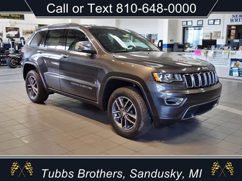 2018 Jeep Grand Cherokee for sale in Sandusky, MI
