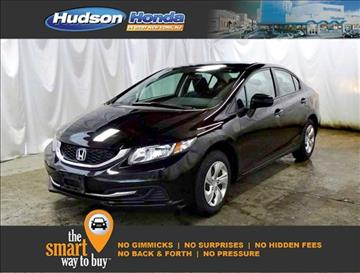 2014 Honda Civic for sale in West New York, NJ