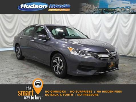 2016 Honda Accord for sale in West New York, NJ