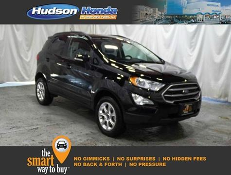 2018 Ford EcoSport for sale in West New York, NJ