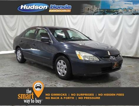 2005 Honda Accord for sale in West New York, NJ