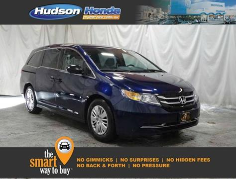 2016 Honda Odyssey for sale in West New York, NJ