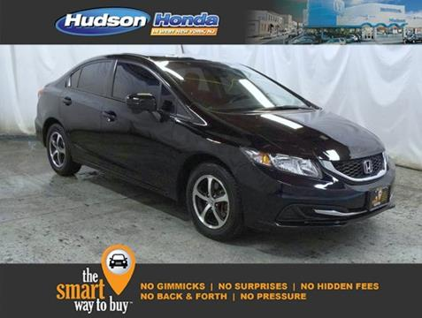 2015 Honda Civic for sale in West New York, NJ