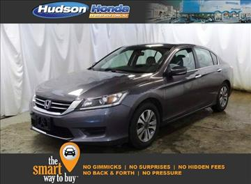 2015 Honda Accord for sale in West New York, NJ