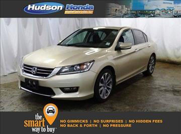 2014 Honda Accord for sale in West New York, NJ