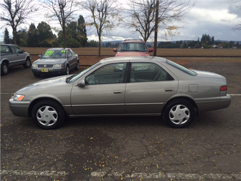 1998 Toyota Camry for sale in Hillsboro OR