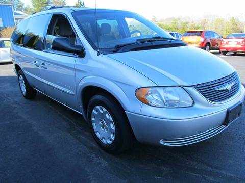 2001 Chrysler Town and Country for sale in Locust Grove, VA