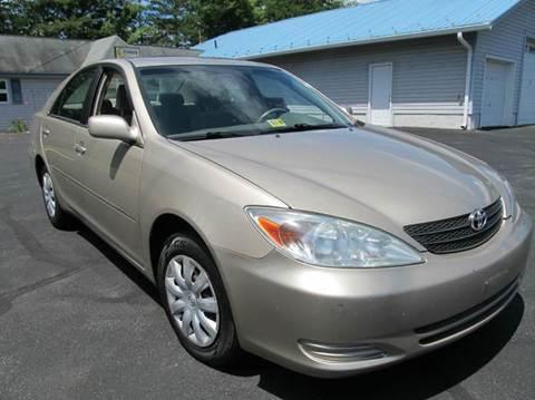 2004 Toyota Camry for sale in Locust Grove, VA