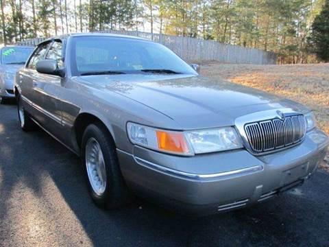 2001 Mercury Grand Marquis for sale in Locust Grove, VA