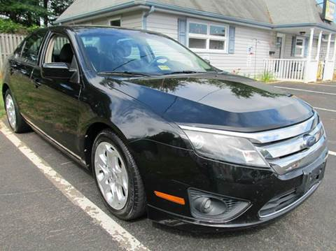 2010 Ford Fusion for sale in Locust Grove, VA