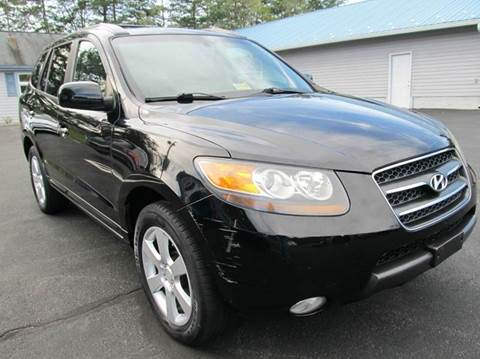 2007 Hyundai Santa Fe for sale in Locust Grove, VA