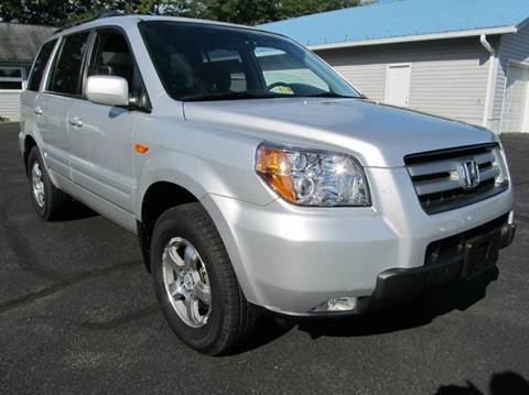 2007 Honda Pilot for sale in Locust Grove, VA