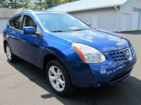 2009 Nissan Rogue for sale in Locust Grove, VA