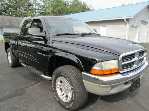 2002 Dodge Dakota for sale in Locust Grove, VA