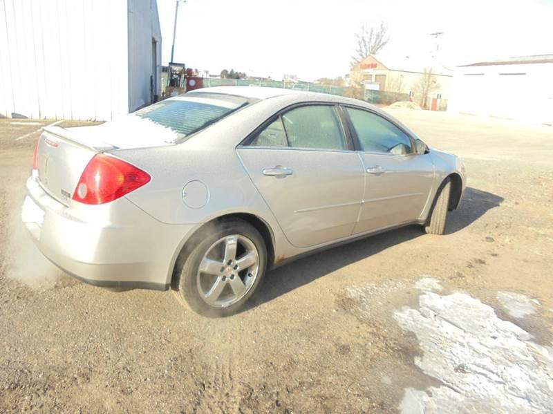 2005 pontiac g6 gt tire size