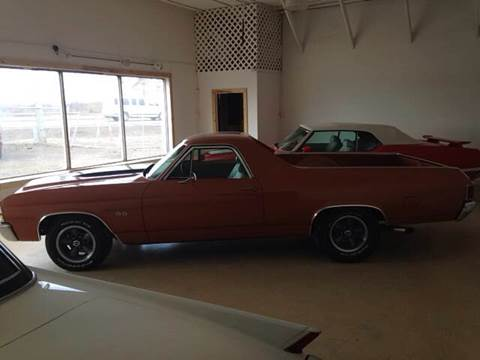 1971 Chevrolet El Camino for sale in Ramsey, MN