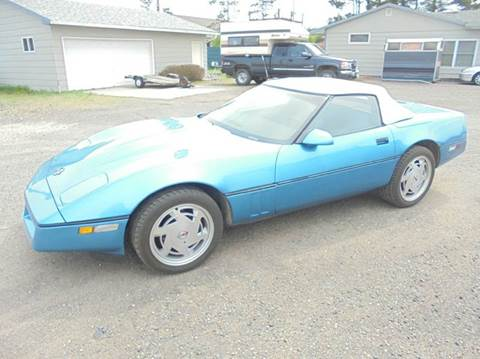 1988 Chevrolet Corvette for sale in Ramsey, MN