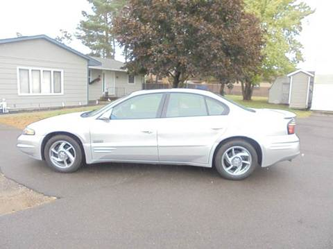 2001 Pontiac Bonneville for sale in Ramsey, MN
