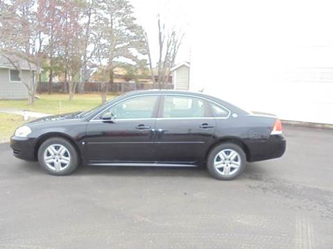 2009 Chevrolet Impala for sale in Ramsey, MN