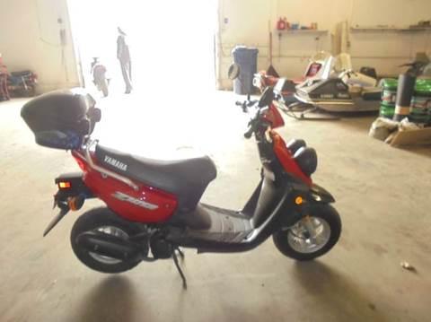 2003 Yamaha zuma for sale in Ramsey, MN