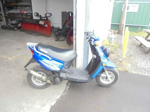 2002 Yamaha zuma for sale in Ramsey, MN