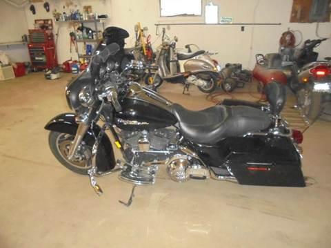 2008 Harley-Davidson Street Glide for sale in Ramsey, MN