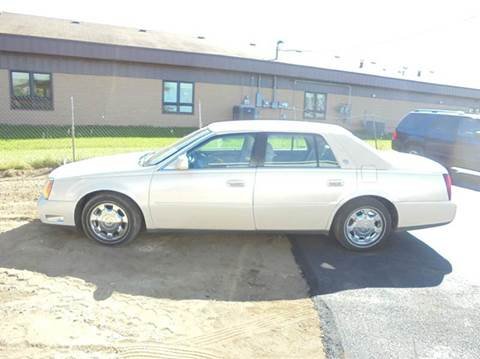 2004 Cadillac DeVille for sale in Ramsey, MN