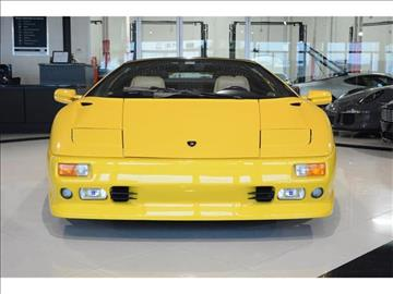 1997 Lamborghini Diablo for sale in Houston, TX