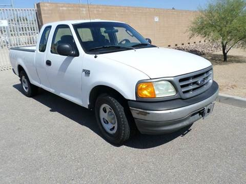 2004 Ford F-150 Heritage for sale in Tucson, AZ