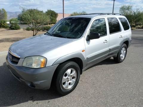 2002 Mazda Tribute for sale in Tucson, AZ