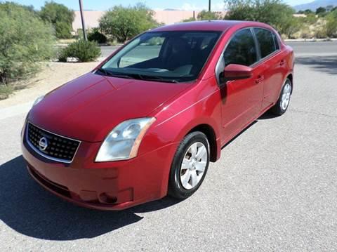 2009 Nissan Sentra for sale in Tucson, AZ
